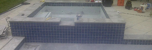 Pool tile repair in San Diego when finished