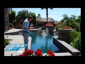Rancho Santa Fe pool inspection video