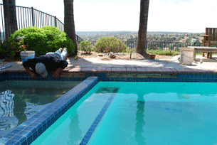 Pool tile repair in Penasquitos-4