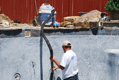 San Diego pool leak repair