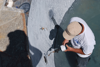 San Diego Pool Leak Repair Finding And Fixing The Leak